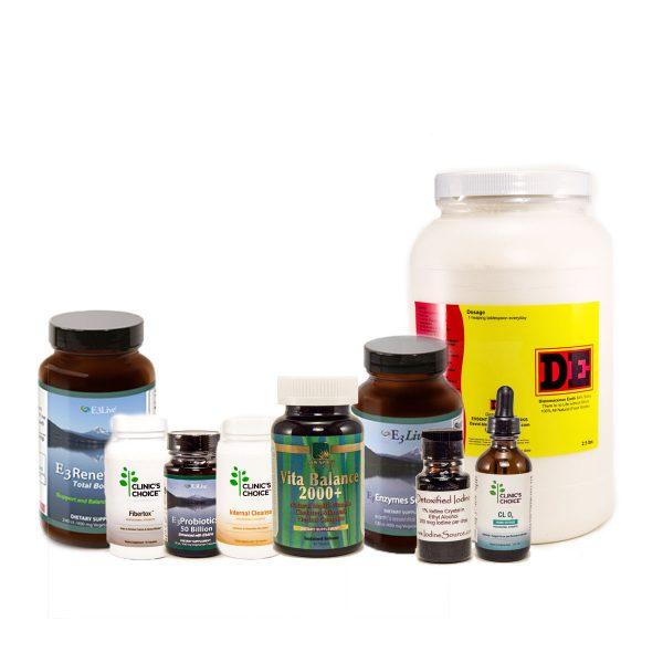 Crown Wellness - ultimate starter pack