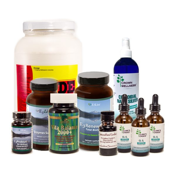 Crown Wellness - Ultimate Discounted Starter Kit